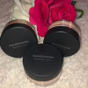 bareMinerals set of 3 specialty mineral veils